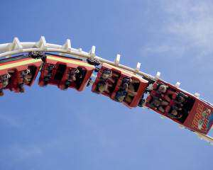 Roller Coaster - How To Master Sales (So You Can Do What You Love)
